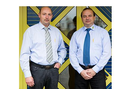Geschäftsführung Hanselmann - R. Hanselmann & M. Haag